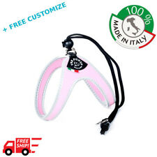 DOG HARNESS FOR SMALL DOGS REFLECTOR 100% Made In Italy TRE PONTI