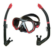 BEUCHAT ABC Set View Max 2HD - Diver - Mask and Snorkel - various Colours