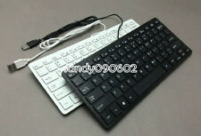 USB Wired/Wireless Mouse Keyboard Mice Kit for Apple Computer PC Laptop Desktops