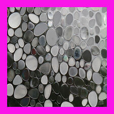 frosted etched glass Window Film static paper decorative vinyl privacy cling