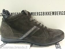 Dirk Bikkembergs Mens Shoes Sneakers Boots Suede Trainers BKE107366 - New In Box