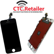 iPhone 5c Full Assembly Retina Digitizer LCD Display Replacement Screen 5s 4s