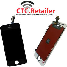 iPhone 4s 5c 5s Full Assembly Retina Digitizer LCD Display Replacement Screen