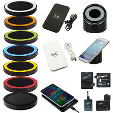 Stylish Qi Wireless Charger Charging Pad Receiver For Samsung Nokia HTC Nexus