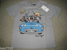 NWT BABY GAP BOYS JUNK FOOD DOUBLE SIDED LOONEY TUNES SHIRT 12-18 18-24 2 3 4 5