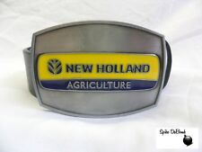 NEW HOLLAND AGRICULTURE TRACTOR BUCKLE WITH BELT *BRAND NEW*