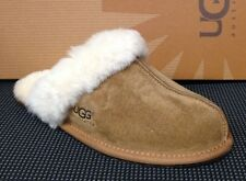 "Authentic UGG Australia ""Scuffette II"" 5661 / CHE Women's Slippers NEW w/ BOX"