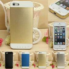 3500 mAh Power Bank Backup External Battery Charging Case Cover For iPhone 5s 5