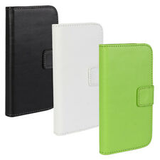 For ZTE Blade magnetic PU Leather slot wallet Cover stand Flip Case