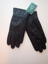 Women's genuine leather gloves three colors Size S