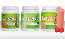Nutrition53 LEAN1 Protein BUILD MUSCLE LOSE FAT 1.7 lbs  6 FLAVORS