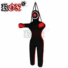 ROX Fit Fighting Dummy Training Muay Thai MMA Kick Boxing Man Hanging Dummy