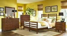 Vaughan Furniture Alexander Julian Authentically American King Bed Set USA MADE