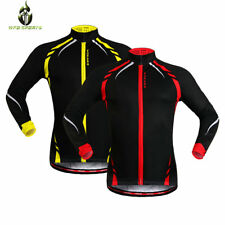 New Fleece Thermal Winter Cycling Jacket Casual Coat Outdoor Bike Jersey 2 Color