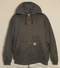 Carhartt Thermal Hooded Sweatshirt Mens J149 2nds New NWT