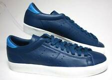 "Adidas Originals Tri Solar Blue Leather ""MatchPlay"" Shoes D67376 *NEW W/BOX*"