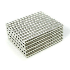 5x3mm Rare Earth Neodymium strong fridge Magnets Fasteners Craft Neodym N35