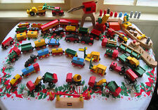 Retired 1980s Brio Trains Made in Sweden You Choose the Engine Car or Accessory