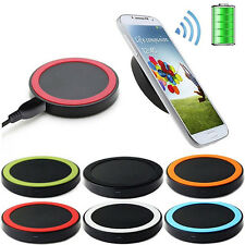 Hot Cute Qi Wireless Charger Mini Charge Pad For Samsung Galaxy S3 S4 S5 Note 2