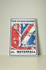 The Stone Roses Waterfall Framed Canvas Up to 20% off january Sale!!