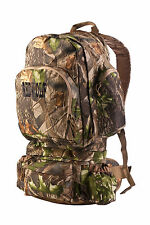 RedWolf BigHorn Backpack Waist Pack Camo Realtree & Max-1 Hunting Camping Hiking