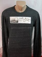 Vintage Aprilia Long Sleeve Shirt, Aprilia Sweatshirt, New w/ tags