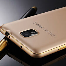 Luxury Aluminum Ultra-thin Metal Hard Case Cover For Samsung Galaxy S4 S5 Note 4