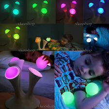 New Cute Boon Glo Style Colour Changing Night Light Removable Glowing Balls Lamp