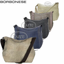BORSA DONNA SHOPPING TRACOLLA BORBONESE STAMPA JET OP SHOULDER BAG WOMAN 934662
