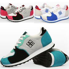 New SNRD Comfort Athletic Lace Sports Fashion Sneakers Womens Shoes