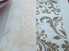 Decoupage Papers - Choice of designs - Browns