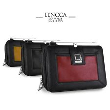 Clutch Convertible Eco- Leather Crossbody Purse Bag for Amazon Kindle Fire HDX