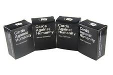 Cards Against Humanity EXPANSION 1 / 2 / 3 / 4 / 5 NEW SEALED FAST DELIVERY