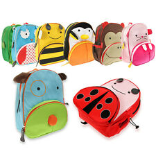 New Fashion Animal Zoo Kids Toddler Backpack Rucksacks School Bags