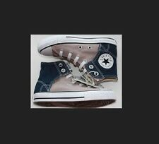NEW Converse  Youth Chuck Taylor Easy Slip Hi Top Sneaker Khaki/Navy Size 12