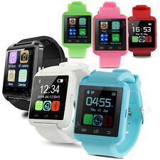 New U8 Smart Wrist Watch Bluetooth Phone Mate For IOS Android HTC Iphone Samsung