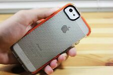 Tech 21 3DO Protective Impact Mesh Bumper Cover Case For Apple iPhone 5/5S