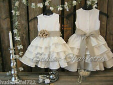 Lace Flower girl dress, custom Flower girl dresses, prom dresses, birthday party