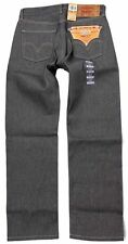 Levis 501-0631 Shrink to Fit Straight Leg Jean in Grey Rigid All Sizes NWT