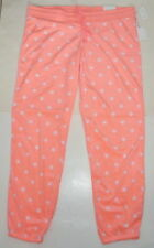 Womens AEROPOSTALE LLD Star Cinch Fleece Dorm Sweat Pants size XL NWT #7241