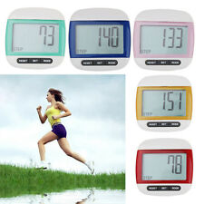 Waterproof LCD Run Step Pedometer Walking distance Calorie Counter Useful