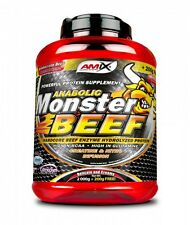 Amix Anabolic Monster BEEF 90% Hydrolized Protein Isolate With BCAA & Glutamine