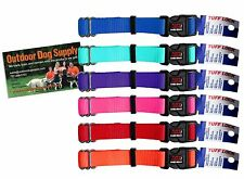 Tuff Lock Dog Collars for Petstop, Dog Watch & Invisible Fence Microlite-2 Sizes