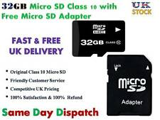 High Quality 32GB MICRO-SD MEMORY CARD FOR TESCO HUDL & HUDL 2 TABLET PC