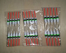 30 x Assorted High Quality Pole Floats **MULTI LISTING HUGE VARIETY**