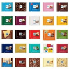3 x 100g Ritter Sport Chocolate Bar Different Flavors fresh from Germany NEW