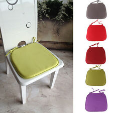 Summer Autumn Dining Garden Patio Home Kitchen Office Chair Seat Pads Cushion