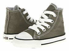 Converse Chuck Taylor Hi Tops Charcoal All Sizes Infant Toddler Kids Shoes