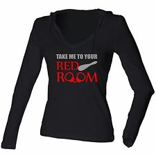50 Fifty Shades of Grey - Take me to your Red Room / Playroom - Hoodie