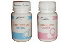 Conceive for Him or Conceive for Him or Both - All Natural Fertility Pills